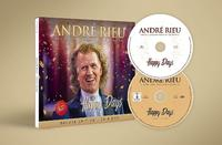 Andre Rieu - Happy Days (CD + DVD) - Cover