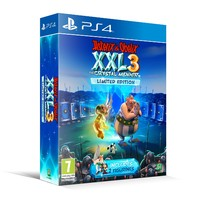 Asterix & Obelix XXL3 - The Crystal Menhir - Limited Edition (PS4) - Cover