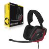 Corsair - VOID ELITE SURROUND Premium Gaming Headset with 7.1 Surround Sound - Cherry