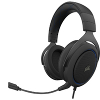 Corsair - HS50 PRO STEREO Gaming Headset - Blue - Cover