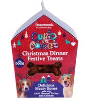 Rosewood - Christmas Dinner Treats Gifts For Dogs (100g) - Cover