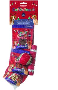 Rosewood - Christmas Dog Stocking - Cover