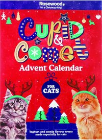 Rosewood - Advent Calendar For Cats - Cover