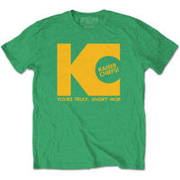 Kaiser Chiefs Yours Truly Men's Green T-Shirt (Large)