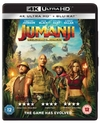 Jumanji - Welcome to the Jungle (4K Ultra HD + Blu-Ray)