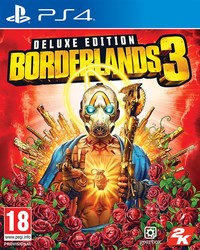 Borderlands 3 - Deluxe Edition (PS4) - Cover