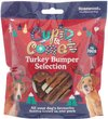 Rosewood - Turkey Treats Bumper Selection Pack for Dogs