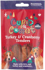 Rosewood - Turkey & Cranberry Tenders - Cover