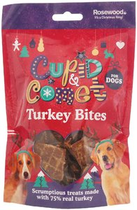 Rosewood - Turkey Bites for Dogs - Cover