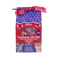 Rosewood - Christmas Gift Box for Cats - Cover