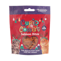 Rosewood - Salmon Bites For Cats (40g) - Cover