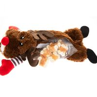 Rosewood - Festive Meaty Reindeers Dog Christmas Cracker (150g) - Cover