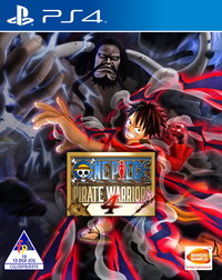 One Piece: Pirate Warriors 4 (PS4) - Cover