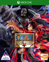 One Piece: Pirate Warriors 4 (Xbox One) - Cover