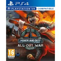 Honor & Duty: D-Day - All Out War Edition (PS4)