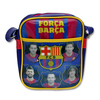 Barcelona - PVC Players Shoulder Bag