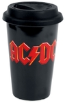 AC/DC - Logo Ceramic Travel Mug