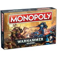 Monopoly - Warhammer 40,000 (Board Game)
