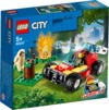 LEGO® City - Forest Fire (84 Pieces)