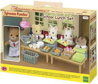 Sylvanian Families - School Lunch  Set (Playset) - Cover