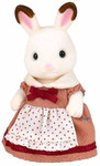 Sylvanian Families - Chocolate Rabbit Mother New (Playset)