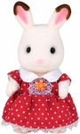 Sylvanian Families - Chocolate Rabbit Girl New (Playset)
