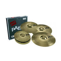 Paiste PST 3 Series Cymbal Set (14 18 20 Inch and Extra 16 Inch)