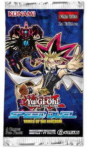 Yu-Gi-Oh! - Speed Duel: Trials of the Kingdom Single Booster (Trading Card Game) - Cover