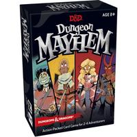 Dungeons & Dragons - Dungeon Mayhem [German Edition] (Card Game)