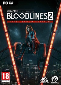 Vampire: The Masquerade - Bloodlines 2 (PC) - Cover