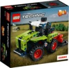 LEGO® Technic - Mini CLAAS XERION (130 Pieces)