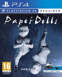 Paper Dolls (PS4) - Cover