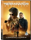 Terminator: Dark Fate (DVD) Cover