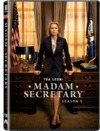 Madam Secretary - Season 5 (DVD)
