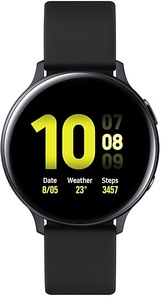 Samsung Galaxy Watch Active2 44mm Bluetooth Aluminum Smartwatch - Black