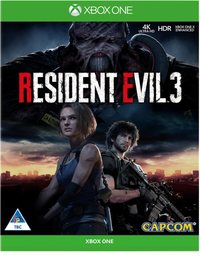 Resident Evil 3 (Xbox One) - Cover