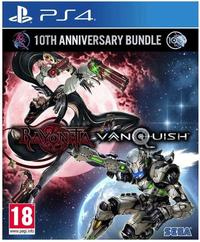 Bayonetta & Vanquish 10th Anniversary Bundle (PS4) - Cover