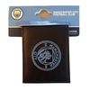 Manchester City - Crest Embroidered Pu Leather Wallet