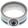 Manchester City - Colour Stripe Ring (Medium)