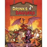 Drinks & Daggers (Card Game)