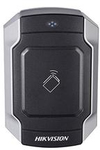 Hikvision Water-Proof and Vandal-proof Key Card Reader - Black and Silver