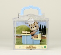 Sylvanian Families - Carry Case Panda Bear Cat (Playset) - Cover