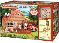Sylvanian Families - Log Cabin - Gift Set A (Playset) - Cover
