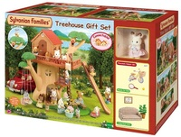 Sylvanian Families - Treehouse - Gift Set B (Playset) - Cover