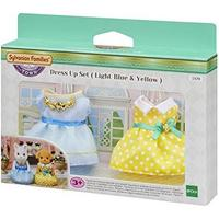 Sylvanian Families - Dress up Set (Light Blue & Yellow) (Playset)