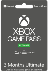 Xbox Game Pass Ultimate 3 Months Membership (Xbox One/Win 10) - Cover