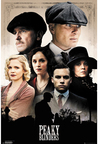 Peaky Blinders - Cast Maxi Poster