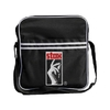 Stax - Logo Striped Messenger Record Bag