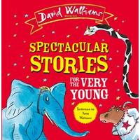 Spectacular Stories For the Very Young - David Walliams (CD-Audio)