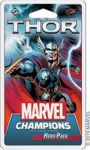 Marvel Champions: The Card Game - Thor Hero Pack (Card Game)
